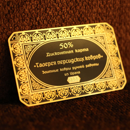 Custom metal business cards gold plated metal vip card colourmoves